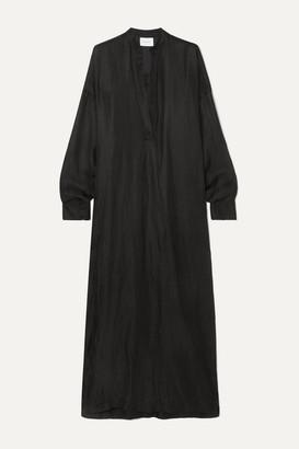 BONDI BORN + Net Sustain Linen Maxi Dress