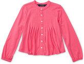 Ralph Lauren Long-Sleeve Boho Top, Toddler Girls (2T-4T) & Little Girls (2-6X)