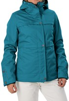 Obermeyer Cloudburst Ski Jacket - Waterproof, Insulated (For Women)