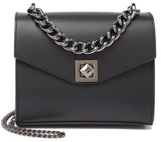Persaman New York Gilda Chain Leather Crossbody