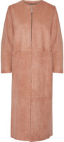 ADAM by Adam Lippes Suede coat