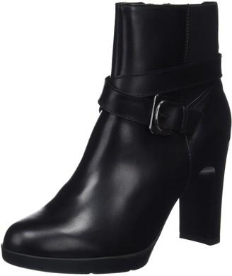 Geox Women's D Annya High E Ankle Boots