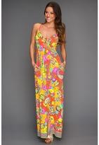 Trina Turk Summer Love Maxi Dress Women's Swimwear