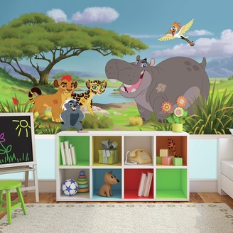 Mural Roommates Disney The Lion Guard Wall by RoomMates