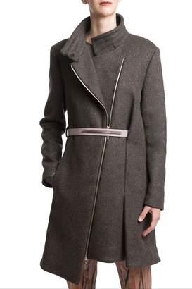 Clara Kaesdorf Winter Coat Grey