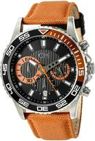 Carlo Monti Men's CM509-124A Avellino Analog-Quartz Watch