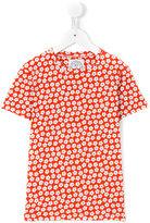 10X10 An Italian Theory Kids floral print T-shirt