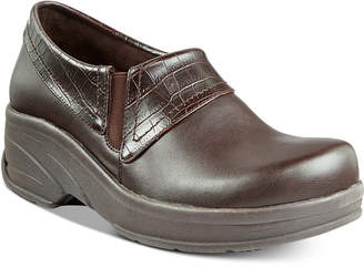 Easy Street Shoes Easy Works By Women Assist Slip Resistant Clogs Women Shoes