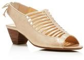 Paul Green Trisha Mid Heel Slingback Sandals