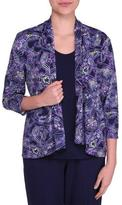 TanJay Tan Jay Women's Open-Front Cardigan