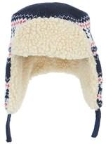 Barts Reindeer Print Trapper Hat