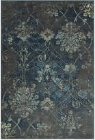 "D Style Menagerie MEN2161 Grey 3'3"" x 5'1"" Area Rug"