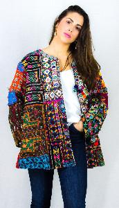Clavetaire - Rajastan Handmade Jacket - S (38-40)