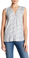 Soft Joie Caridad Printed Sleeveless Blouse