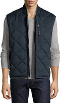 Andrew Marc Systems Quilted Vest, Ink