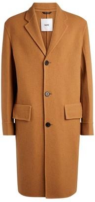 Oamc Tailored Overcoat