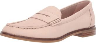 Sperry Women's Seaport Penny Croco Nubuck Shoes