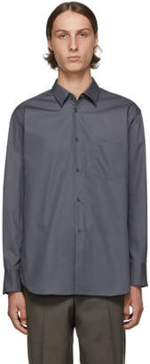 Comme des Garcons Grey Pocket Shirt