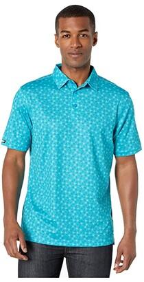 Straight Down Newton Polo (Voodoo) Men's Clothing