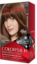 Revlon Colorsilk Haircolor Medium Gold Brown 4G