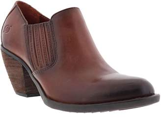 Børn Trip 2 Slip-On Leather Booties
