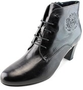 Gerry Weber Kate 12 Round Toe Leather Ankle Boot.