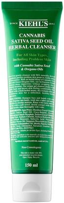 Kiehl's Cannabis Sativa Seed Oil Herbal Cleanser