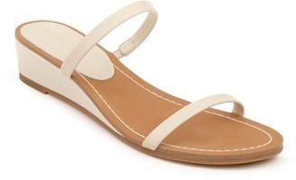 Splendid Melanie Wedge Slide Sandal