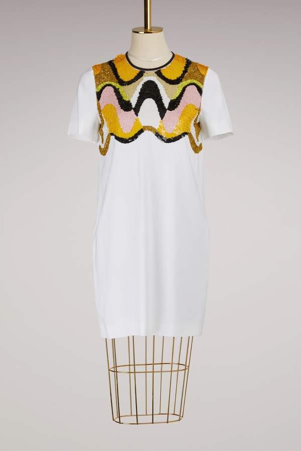 Emilio Pucci Sequined Mini Dress
