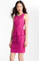 'Kiran' Sleeveless Peplum Dress