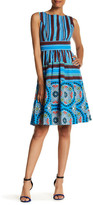Plenty by Tracy Reese Printed Fit & Flare Dress