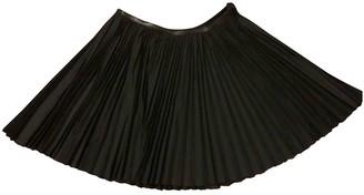 Ohne Titel Black Skirt for Women