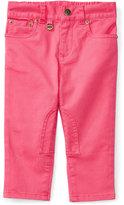 Ralph Lauren Skinny Fit Pants, Baby Girls (0-24 months)
