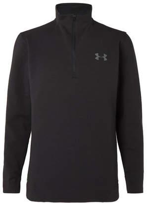 Under Armour Ua Playoff Storm Stretch-Jersey Half-Zip Golf Sweatshirt