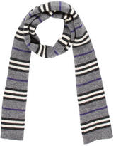 Burberry Wool Striped Scarf