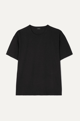 Joseph Perfect Cotton-jersey T-shirt - Black