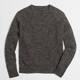J.Crew Factory Marled lambswool crewneck sweater
