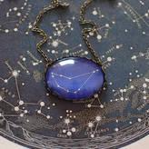 JuJu Treasures Capricorn Zodiac Constellation Necklace