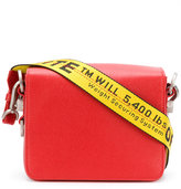 Off-White Flap bag - women - Calf Leather/Polyester - One Size