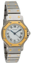 Cartier Octagon Santos Watch