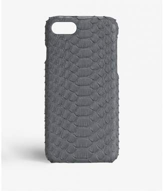 Factory The Case Iphone 7-8 Real Python Dark Grey