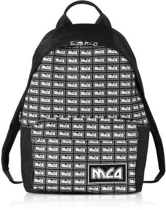 McQ Black Signature Backpack