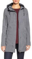 Ilse Jacobsen Women's Hooded Raincoat
