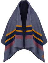 Pendleton YAKIMA Cape navy mix/lake