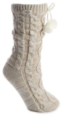 UGG Pom Women's Slipper Socks
