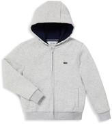 Lacoste Little Boy's & Boy's Zip-Up Hoodie