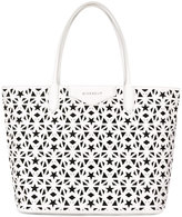 Givenchy laser-cut Antigona shopper - women - Leather - One Size
