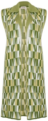Clea Stuart Graphic Vest