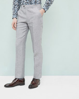Global Luxe Linen Trousers