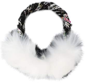 Eugenia Kim embroidered ear muffs